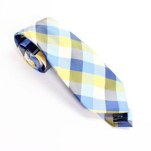 Nautica Plaid Modern Neck Tie